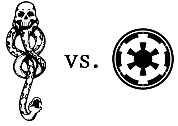 What Tattoo Is More Badass Death Eaters Dark Mark Vs Symbol Of