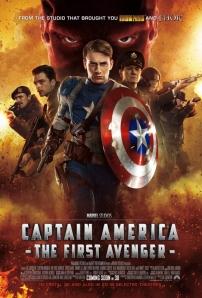 Captain America; Chris Evans